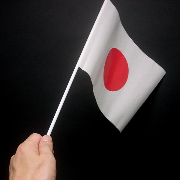 紙小旗 日の丸100本セット                                         [15525]