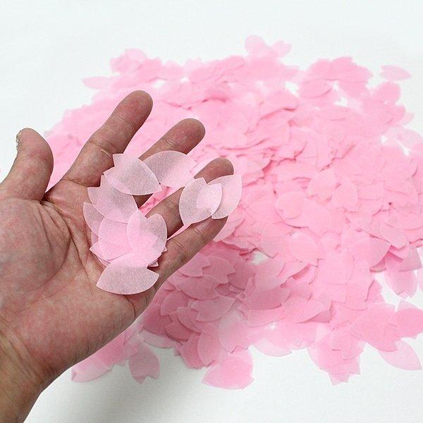 画像1: フラワーシャワー 桜 (1)