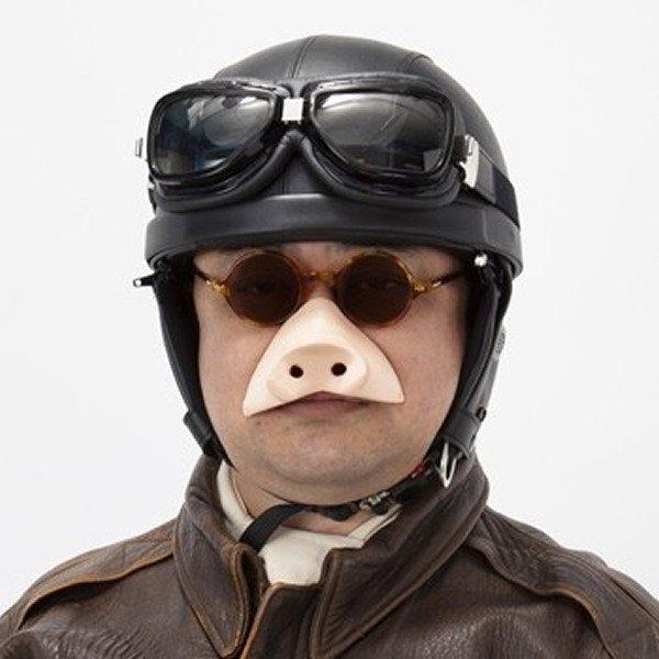 画像1: 大人用 豚の鼻 (1)
