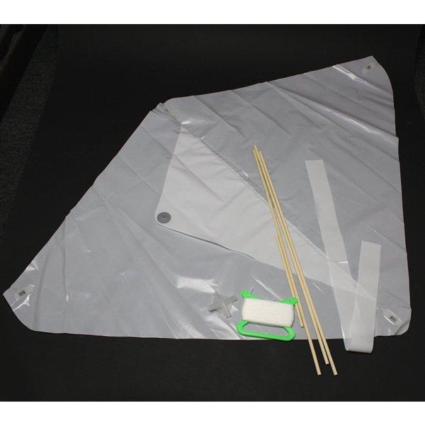 画像1: 工作イベントキット 手作り西洋凧 50人用 (1)