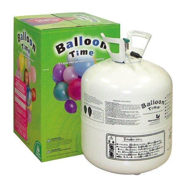 画像1: ヘリウムガス使い捨て缶 400L (1)