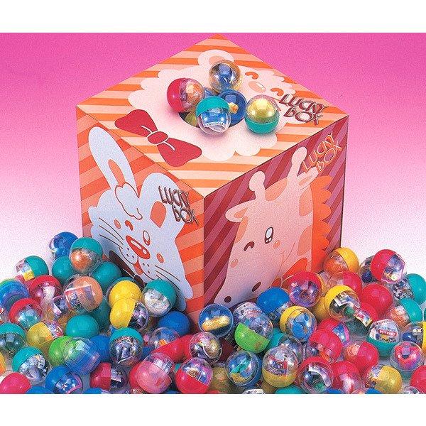 画像1: 箱からお一つどうぞ カプセルおもちゃ 100人用 (1)