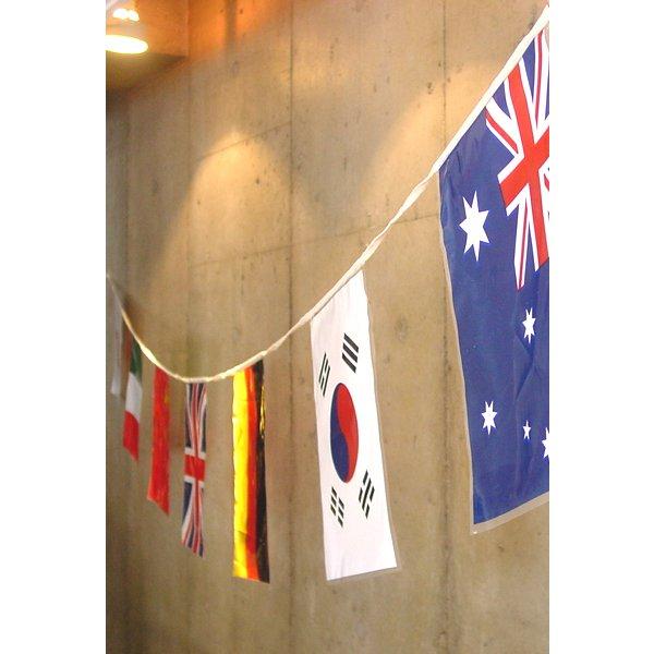 画像1: 万国旗 10m (1)