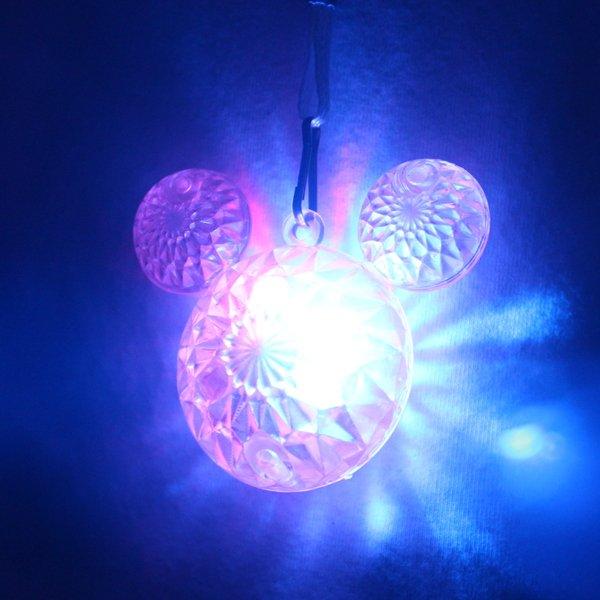 画像1: 光るペンダント マウス 36ヶセット (1)