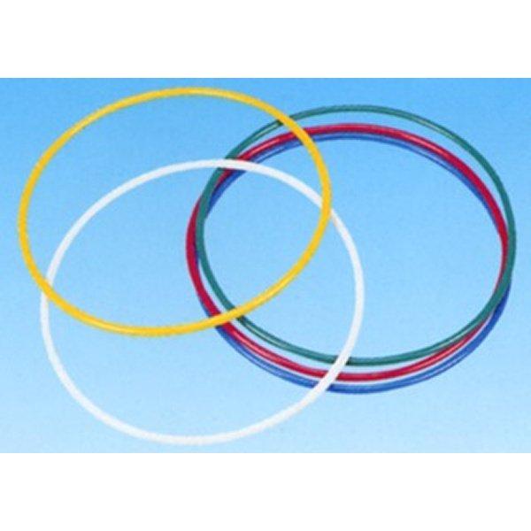 画像1: フラフープリング 5色セット 直径90cm (1)