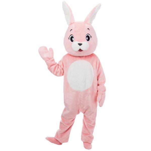 画像1: 大人用 着ぐるみ[きぐるみ] うさぎ[ウサギ・兎] (1)