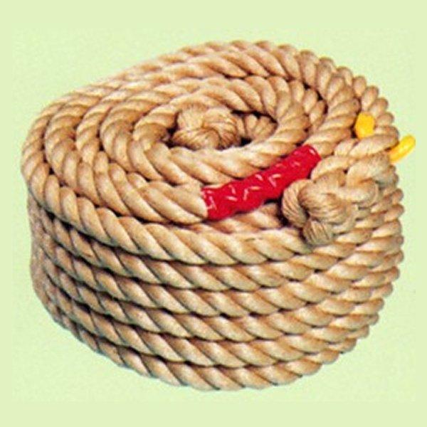 画像1: 綱引きロープ 競技用 公式サイズ (1)