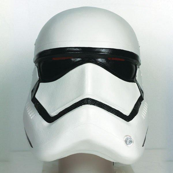 画像1: 大人用 レアコレクションマスク ファーストオーダー ストーム・トルーパー (1)