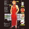 画像2: 大人用 女装コスチューム パーティードレス かつら・ハイヒール・アクセサリー付 (2)