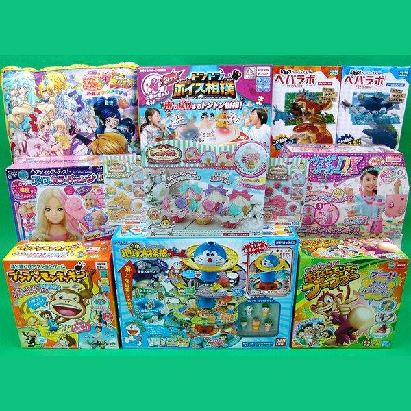 画像1: 景品セット 特等用豪華おもちゃ 10ヶセット (1)