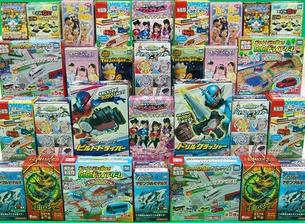 画像1: 輪投げ用おもちゃ 箱入り玩具 100ヶセット (1)