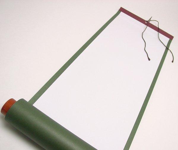 画像1: お絵描き 手作り巻物 (1)