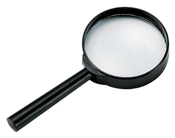 画像1: 科学&実験景品 虫眼鏡 まとめ買い72セット (1)